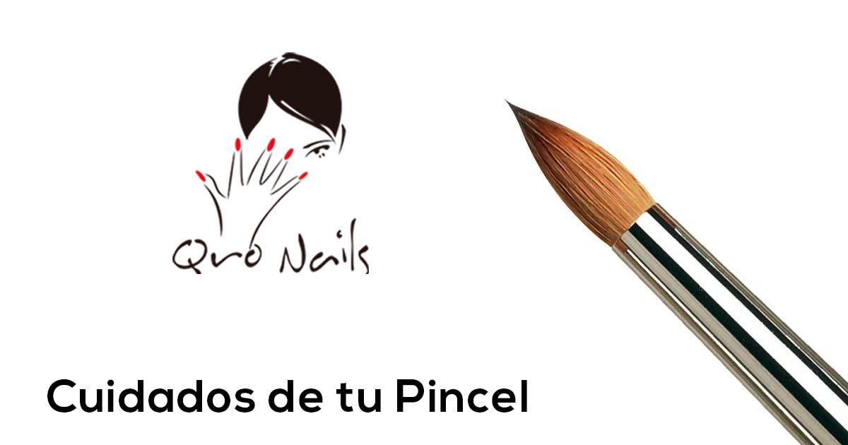 Qro Nails Cuidados de tu pincel