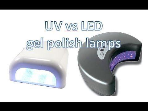 Lamparas UV o Led