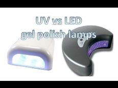 Lamparas UV o Led