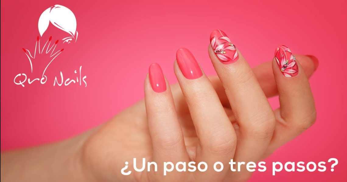 Qro Nails Un paso o tres pasos