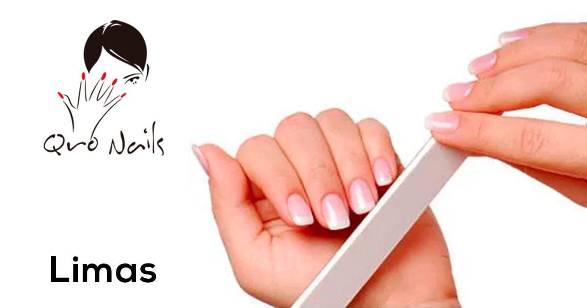 Qro Nails Tipos de limas