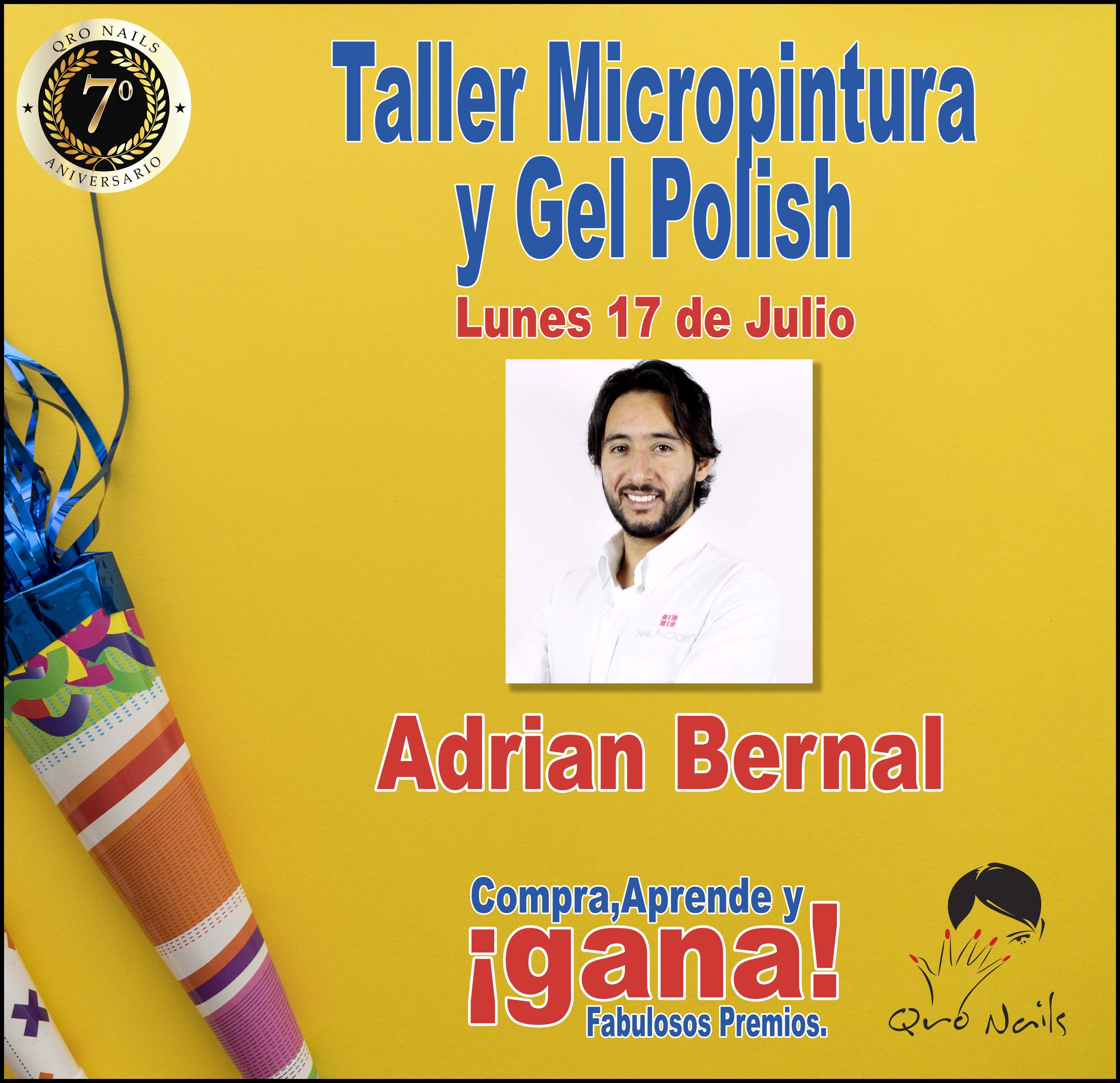 3D Flat Adrian Bernal
