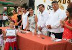 Concluye con éxito el ciclo escolar 2016-2017 en Puerto Morelos 3