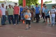 Inauguran autoridades en FCP los talleres recreativos de verano Baax Lo´ob Pala lo'ob 8
