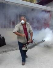 Intensa jornada de eliminación de criaderos de mosquitos 5