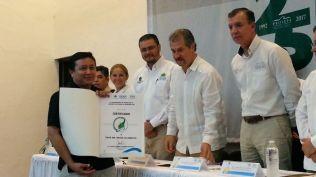 Reconocen a empresas de Quintana Roo que cuidan el medio ambiente 2