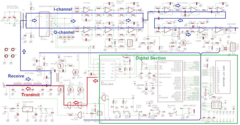 medium resolution of the two most useful diagrams for fault finding are the circuit diagram the parts layout diagram and the tracks diagram remember that on the tracks