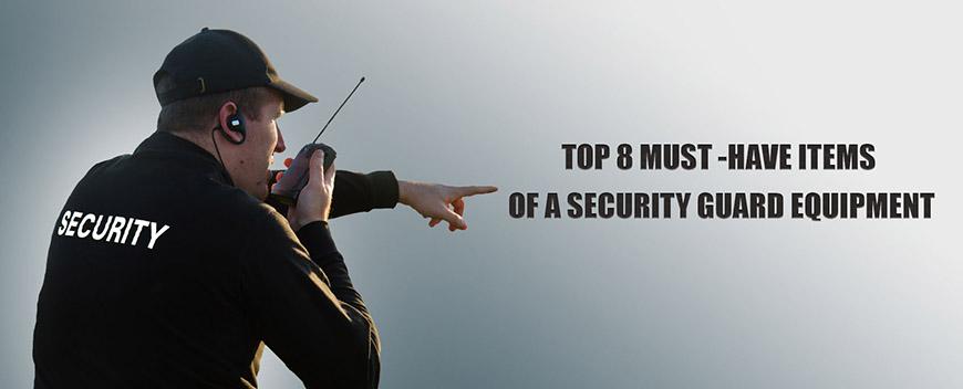 Unarmed Security Guard Job Description