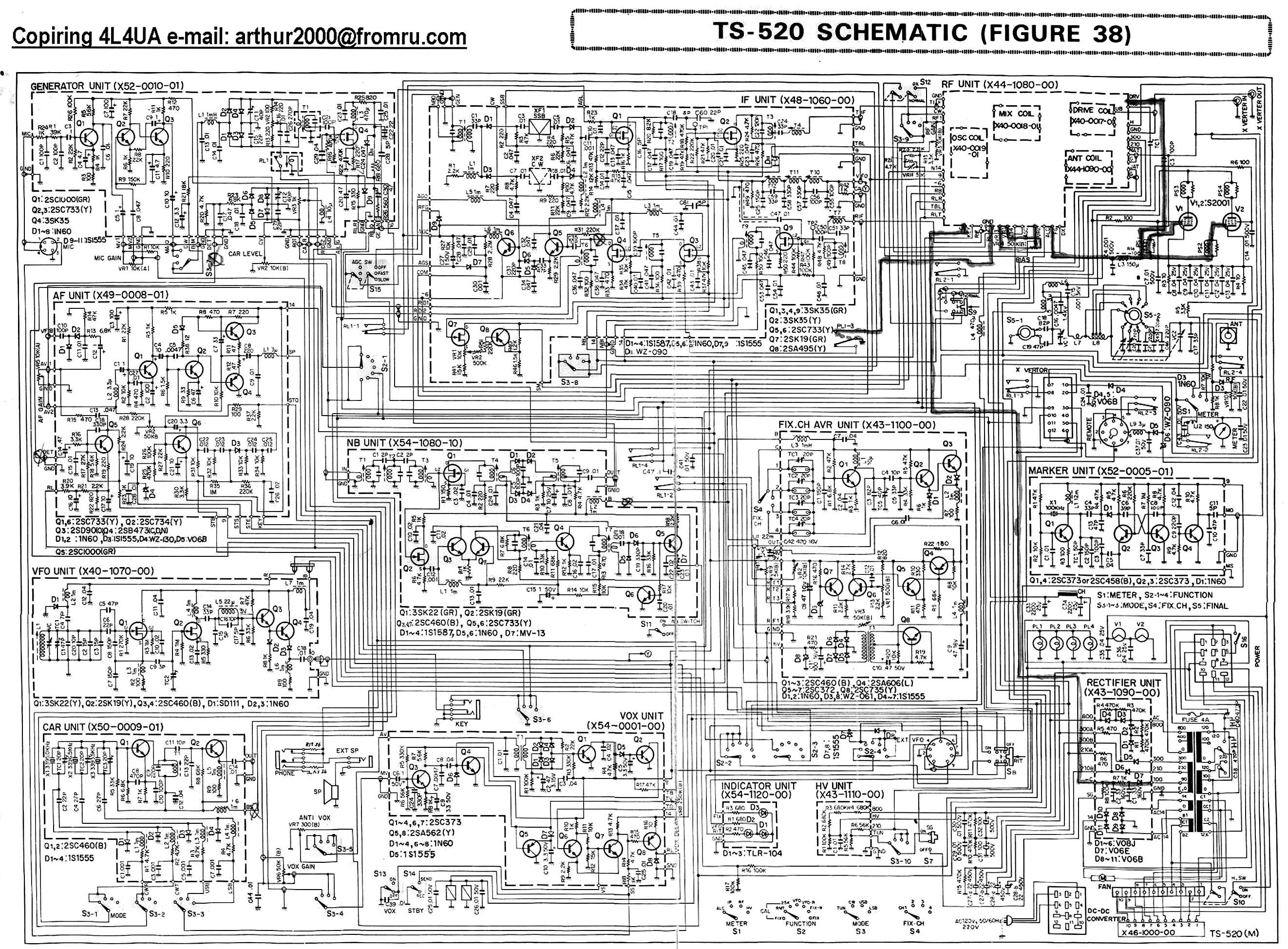 3 5 Microphone Wiring Diagrams Radio Manuals On Qrzcq The Database For Radio Hams