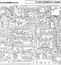 radio manuals on qrzcq the database for radio hams kenwood kdc 135 wiring diagram kenwood wiring [ 2644 x 1948 Pixel ]