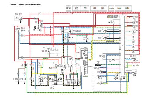 small resolution of wiring diagrams 2012 yamaha r6 wiring diagram