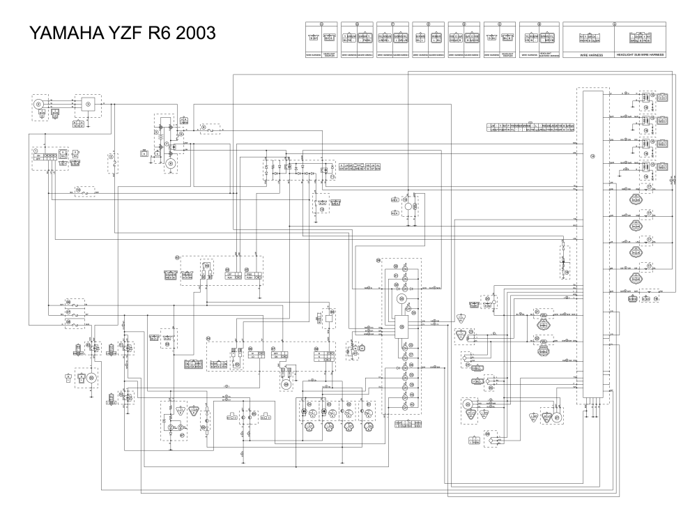 medium resolution of yzf r6 2006