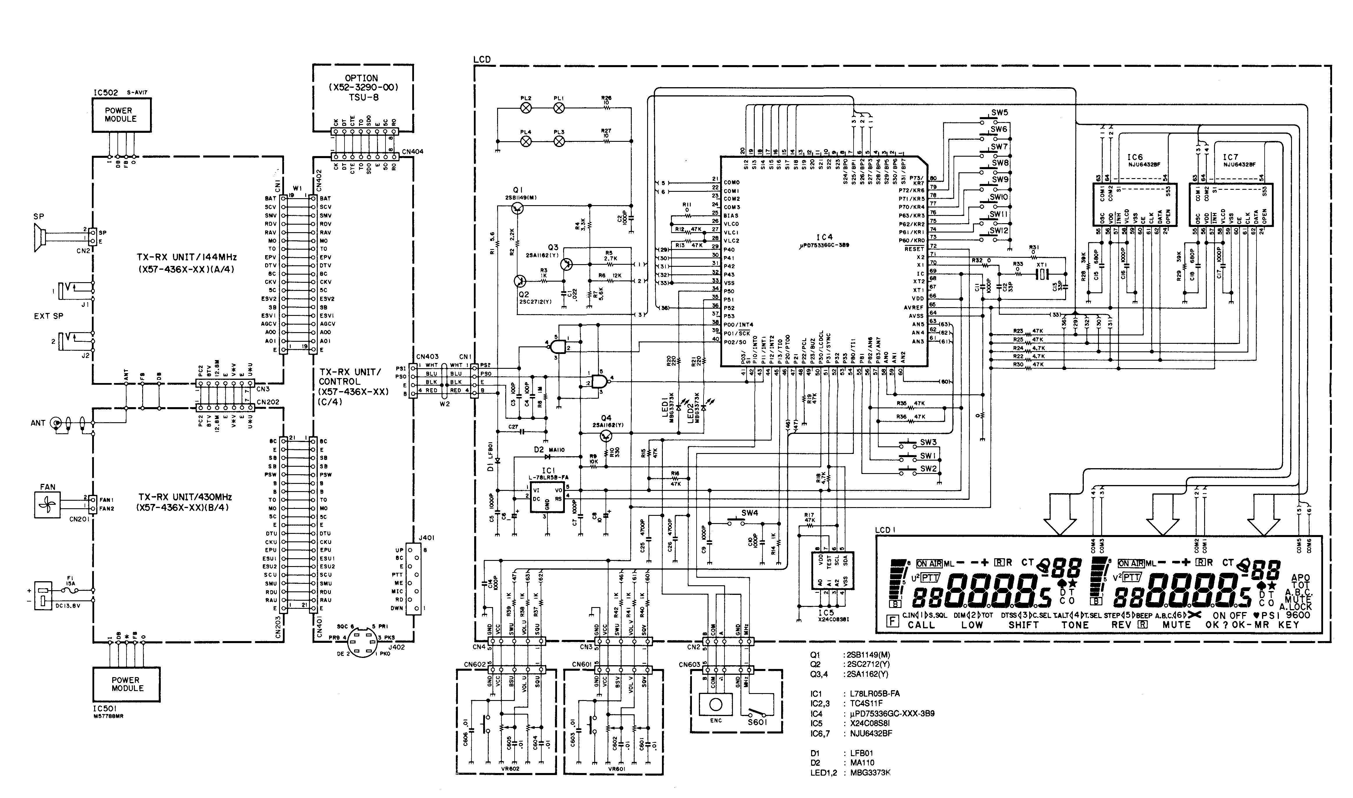 kenwood excelon dnx8120 wiring diagram 1963 chevy truck turn signal index of 4 4x6on radio manuals
