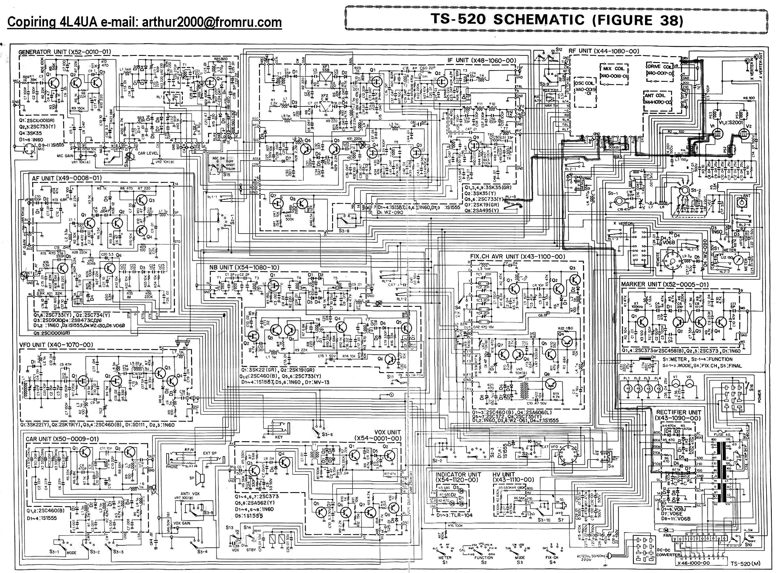 KENWOOD TS 520 schema?resize=665%2C490 blaupunkt 520 wiring diagram wiring diagram blaupunkt rpd 552 wiring diagram at n-0.co