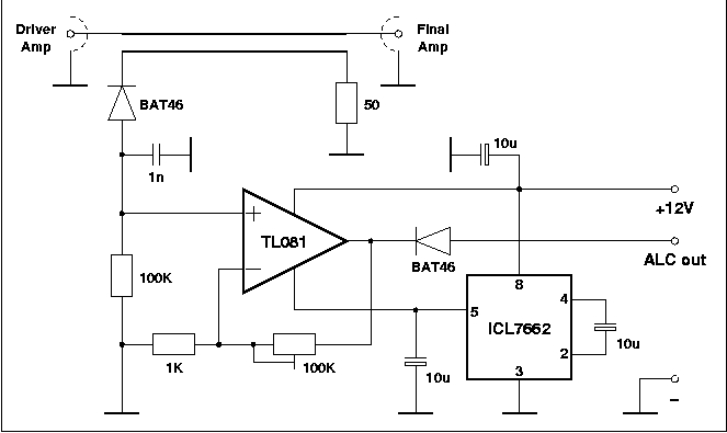 ALC Circuit Description