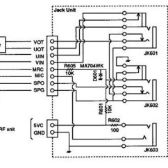Microphone Wire Diagram Iei Keypad Wiring In3eci Italian Amateur Radio Station