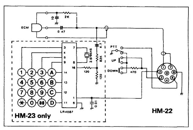 Icom Heil Mic Wire Diagram : 26 Wiring Diagram Images
