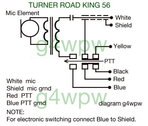 mic wiring diagram volvo diagrams 940 please note turner road king 56 schematic