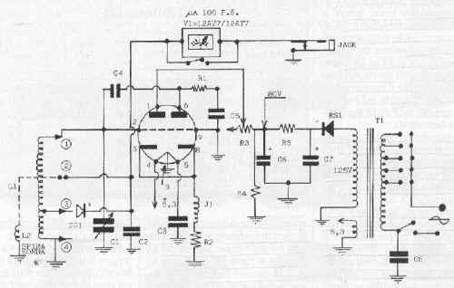schema dipper a valvole 1