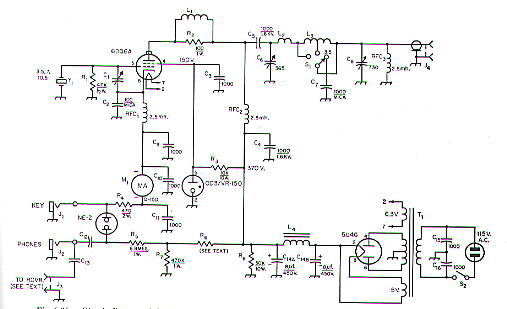 K3HLN 6DQ6 TRANSMITTER PAGE
