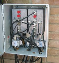 print page passing coax through an exterior wall best practices exterior cable tv wiring box [ 768 x 1024 Pixel ]