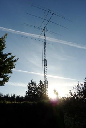 K7EM  Tristao Crankup Tower (TMS771)