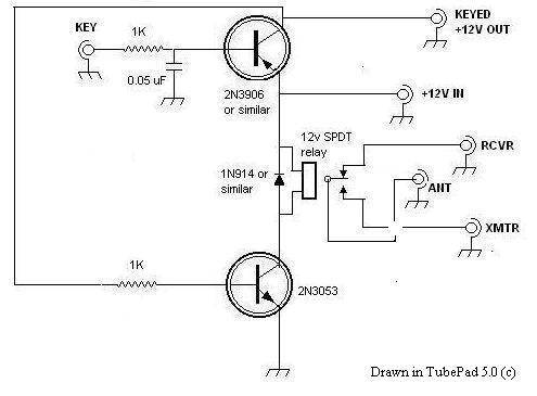 Nc No Relay Diagram AC Relay wiring diagram ~ ODICIS.ORG