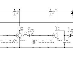 henry radio 30a02 rf amplifier schematic diagram [ 1494 x 579 Pixel ]