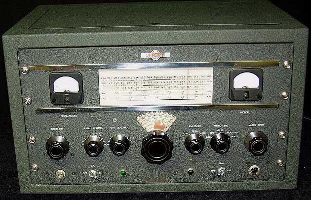Am Cw Ham Bands Transmitter