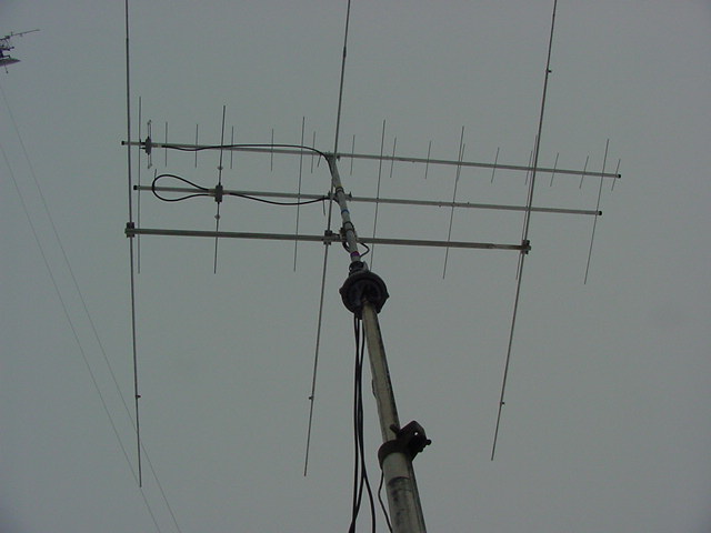 ARRL January VHF Sweepstakes 2002