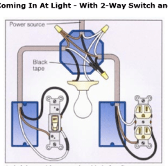 Electrical Outlet Wiring Diagram Single Phase Submersible Starter ~electrical~