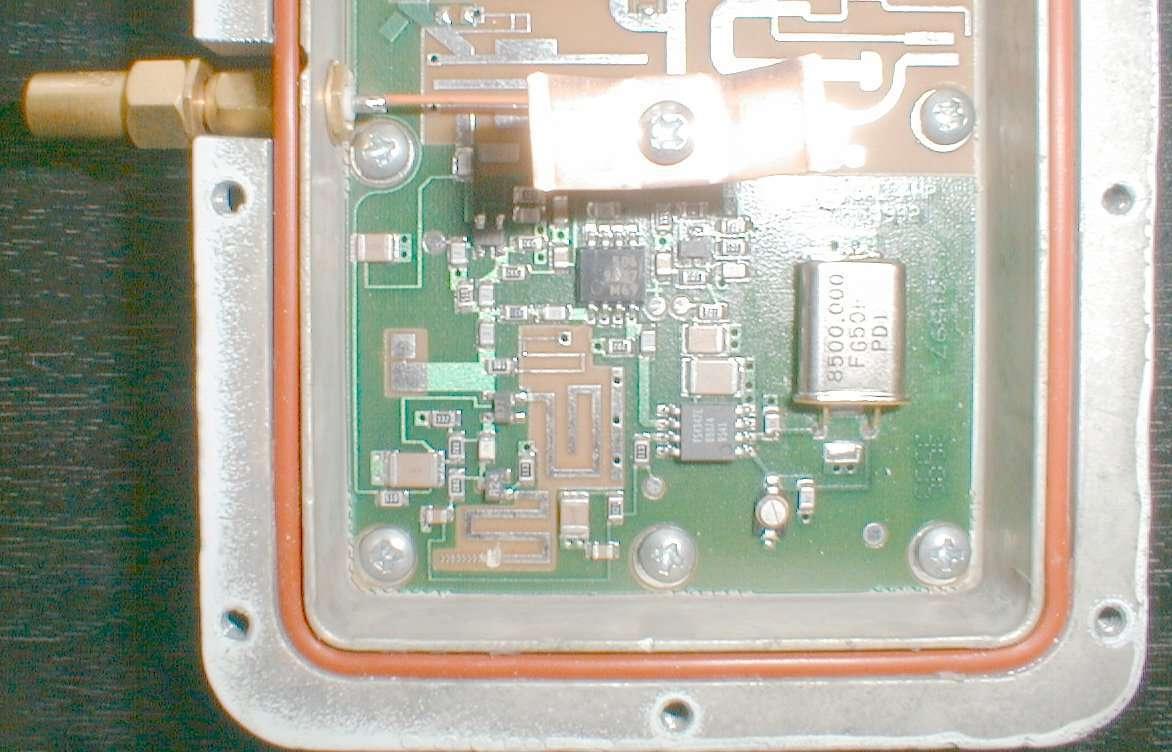 hight resolution of california amplifier 31732 downconverter figure 1 cal amp 31732 block diagram