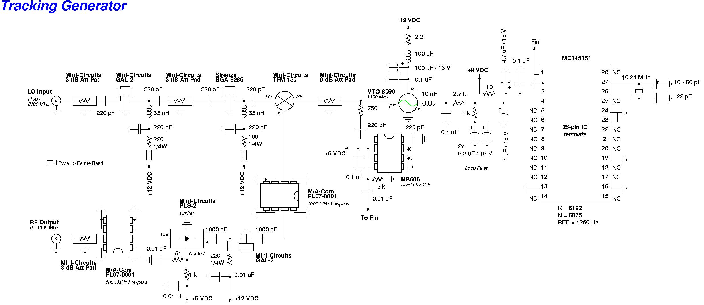 audio spectrum analyzer circuit diagram electric motor wiring single phase gbppr 1000 mhz