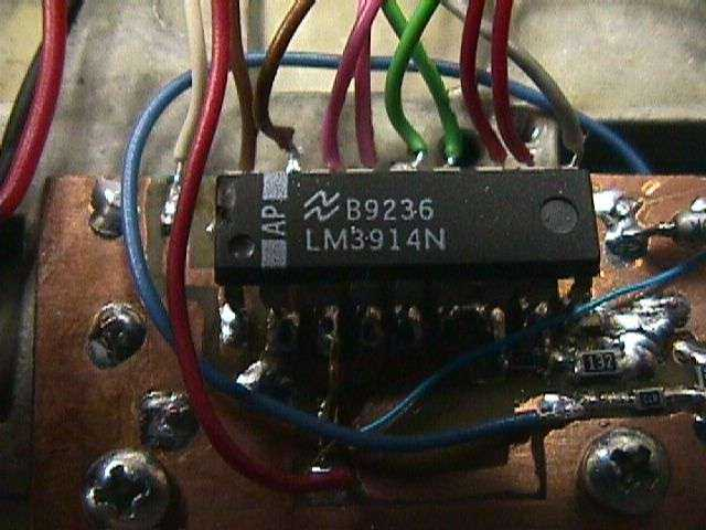 LED RF Signal Meter