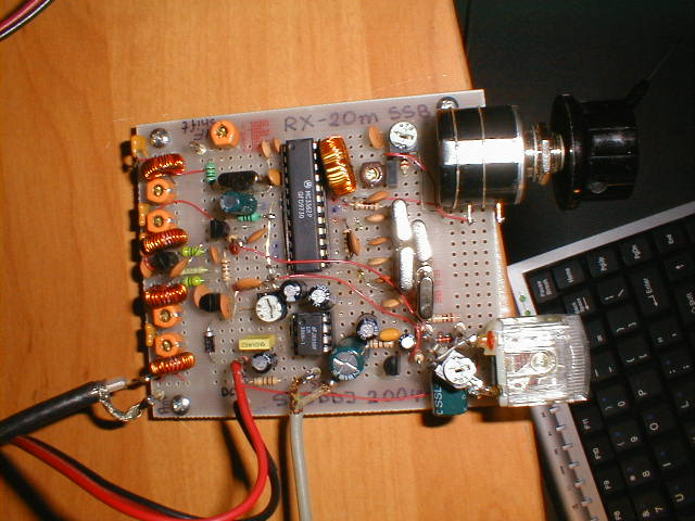 Simple Transceiver Circuit