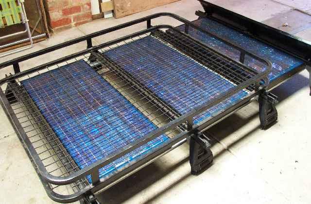 Mounting Solar Panels on Roofracks