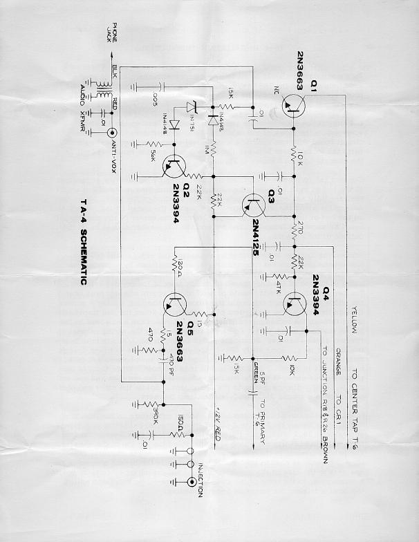 Drake SPR-4 Page