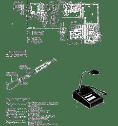 kenwood microphone wiring diagram kenwood microphone [ 822 x 988 Pixel ]