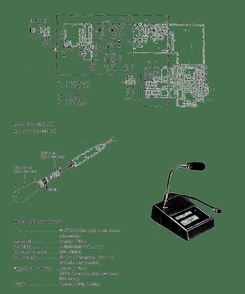 medium resolution of kenwood microphone wiring diagram kenwood microphone