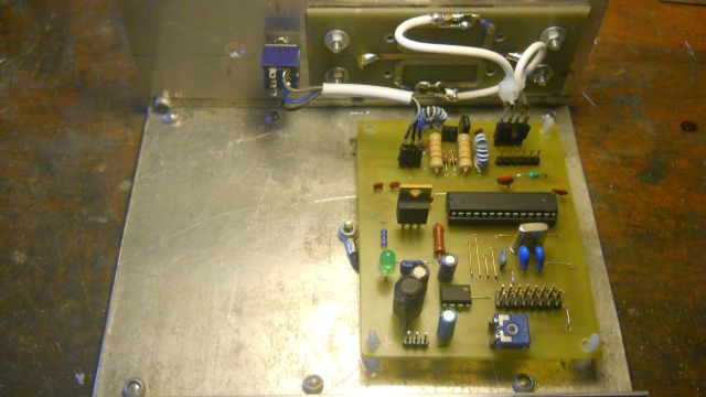 Simple Parallel Printer Port Interface