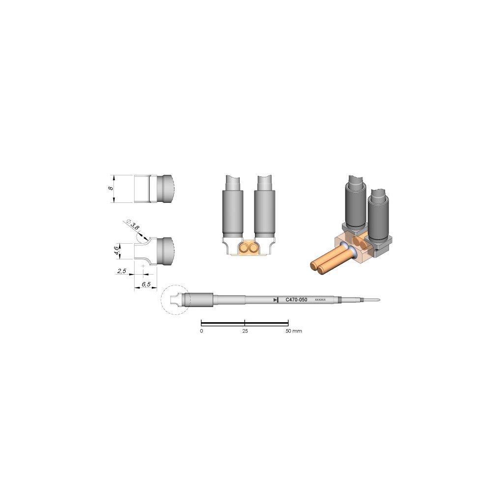 Jbc Tools C470 050
