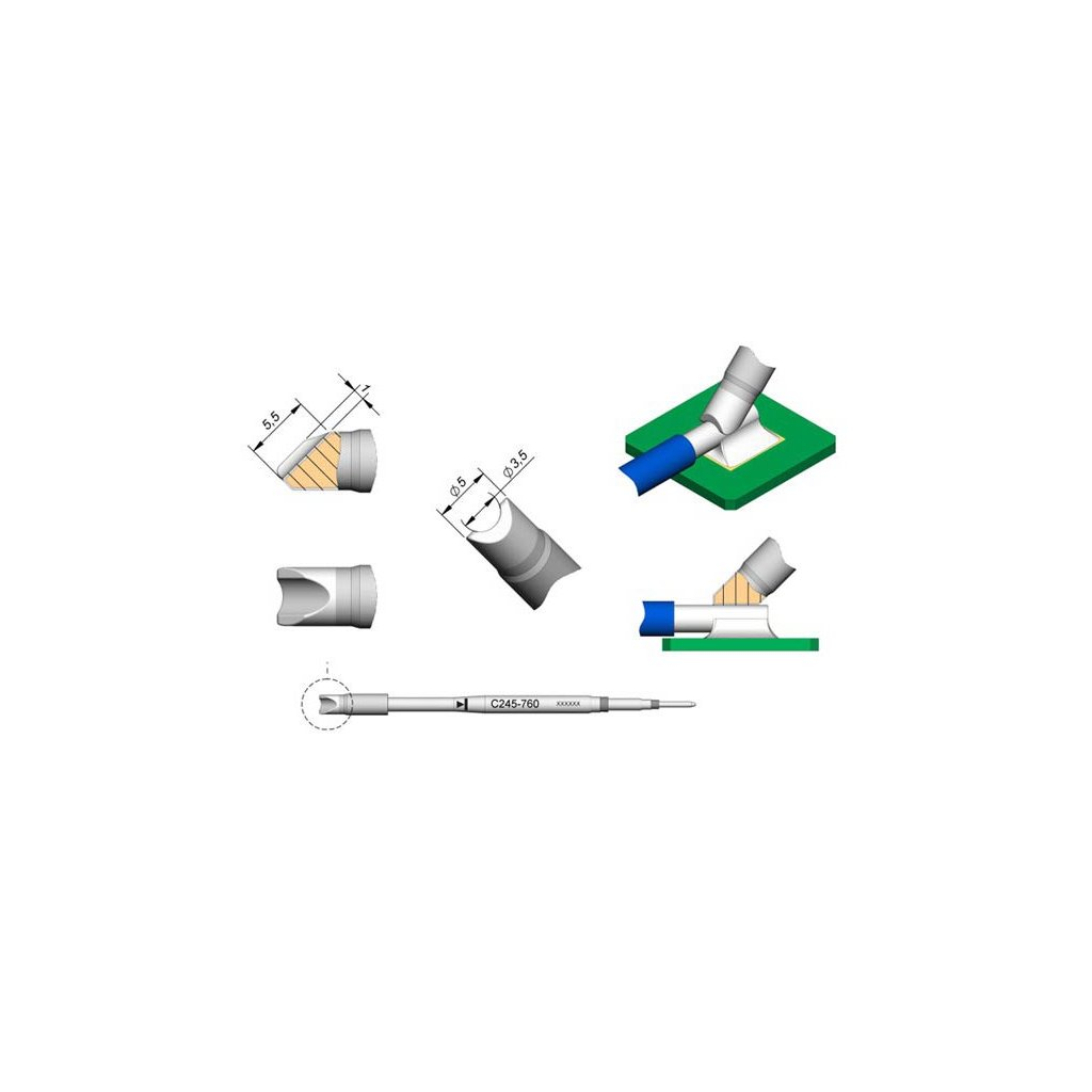 Jbc Tools C245 760