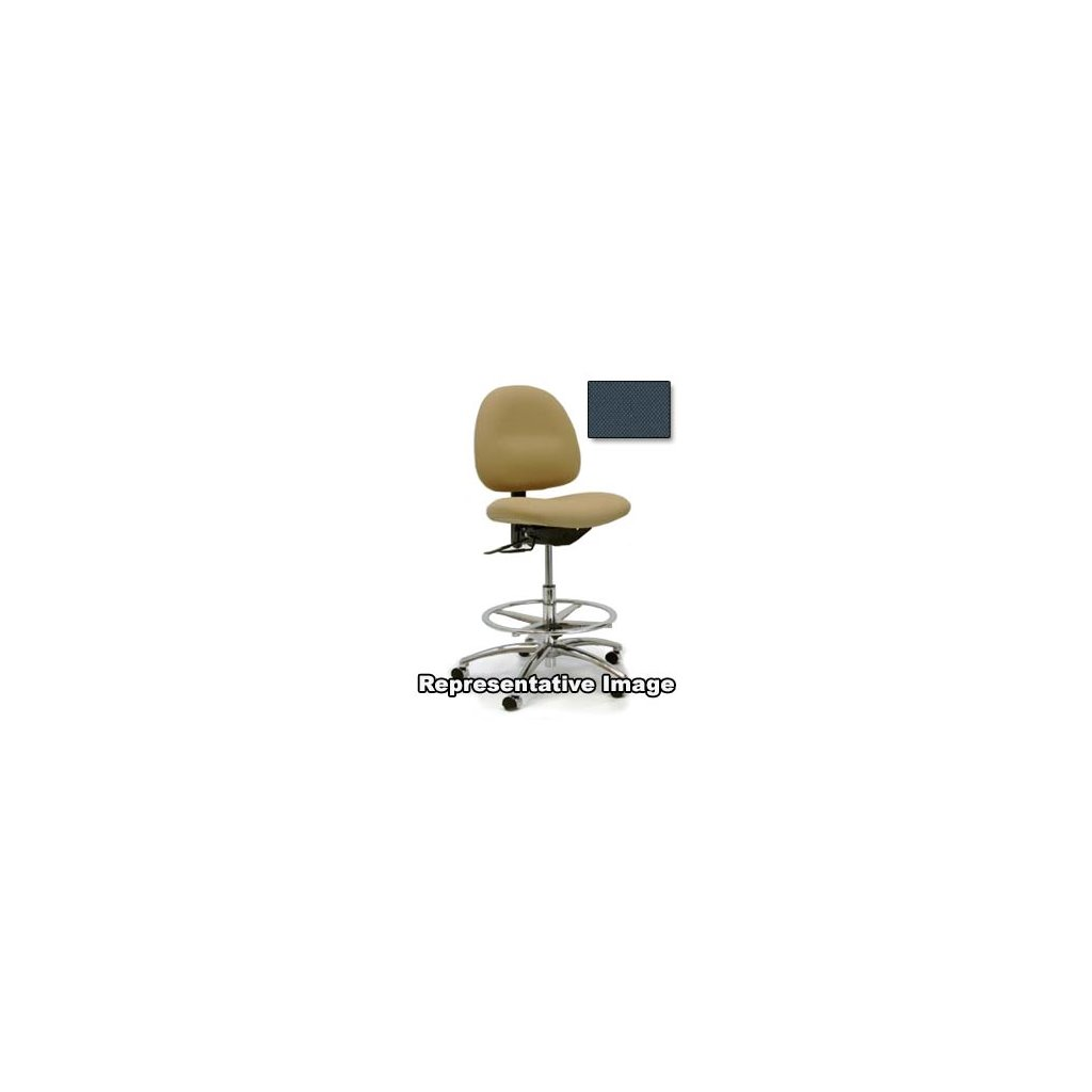 ergonomic chair grainger kids play table and chairs gibo kodama cleanroom esd safe page 1 e3000at f851 07b g005