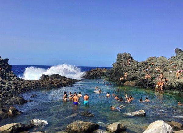 Laghetto delle Ondine di Pantelleria  QSpiagge