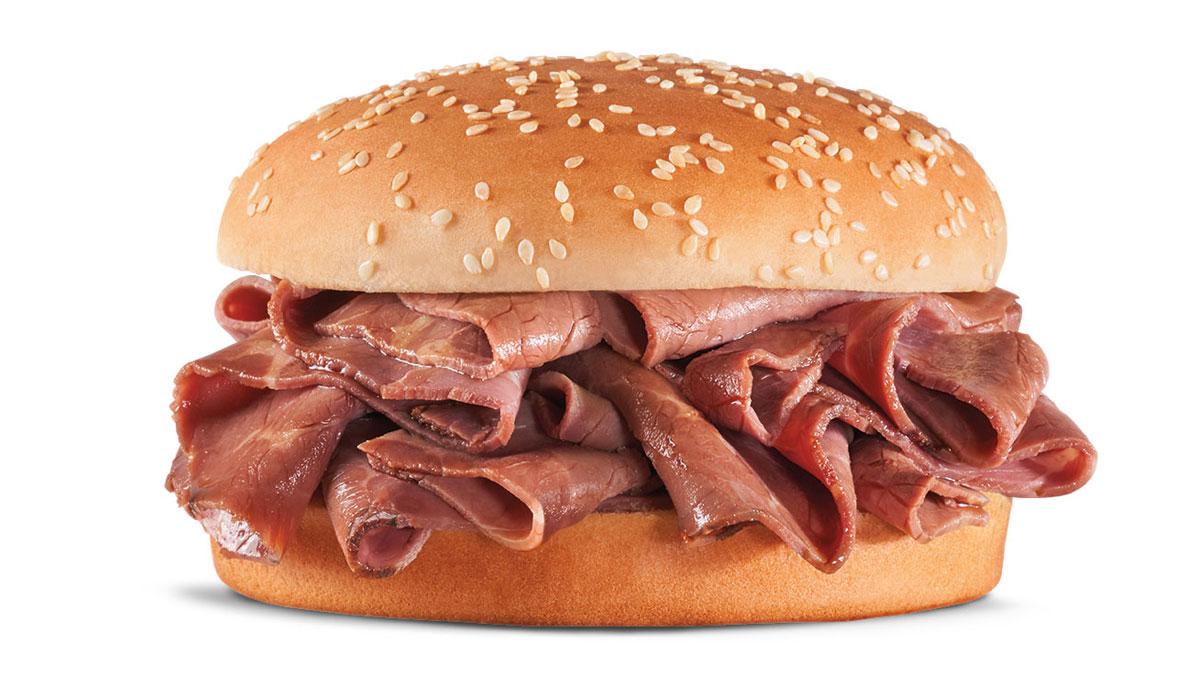 Hardees Bringing Back Original Roast Beef Sandwich