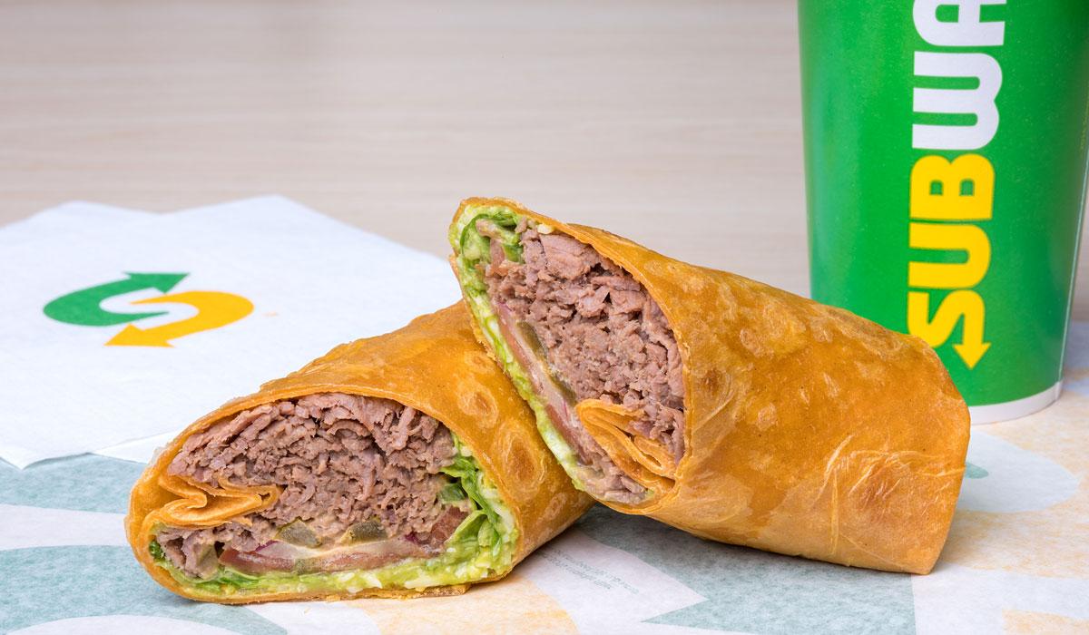 Subway Launches Signature Wraps Nationwide  Restaurant
