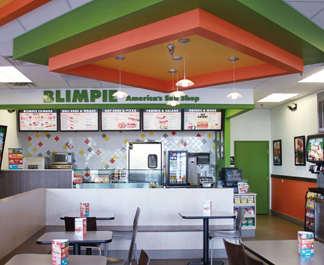 Fast Food Restaurant Design Planned With Consumer