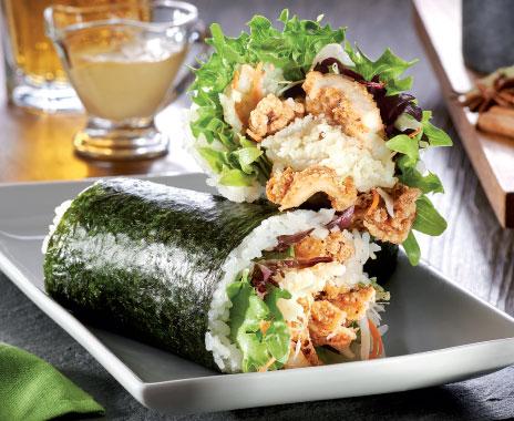 Fusion Fast Food Menu Items Give Restaurants Creative New