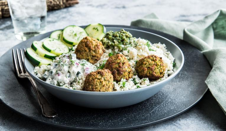 Zos Kitchen Launches Falafel New Family Dinners at All