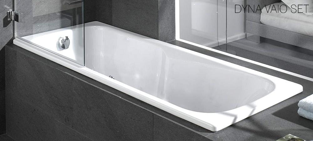 Kaldewei  Baths  Shower Trays at QS Supplies